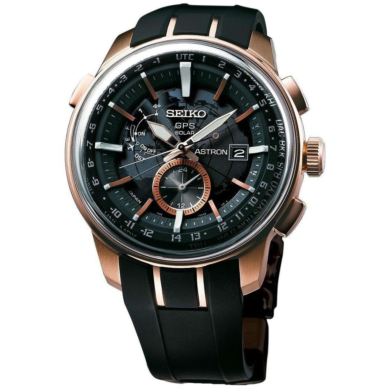 Men's SAS032J1 Astron Black Watch