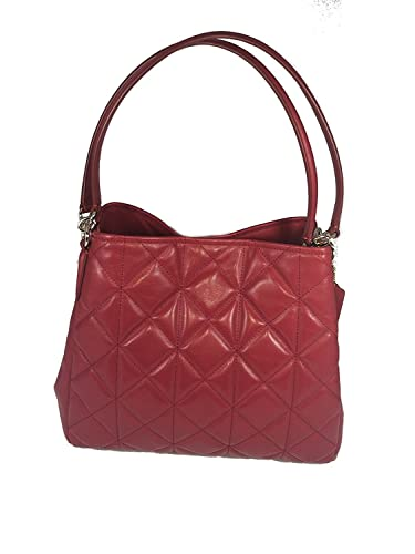 4aa029b004 Coach Red Leather Phoebe Shoulder Bag Purse - #F36696: Handbags ...