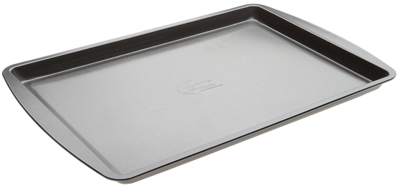 Range Kleen B01SC Grey, Non-Stick, Small Cookie Sheet, 10.75x15-Inch