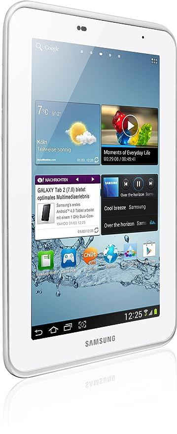Samsung Galaxy Tab 2 - Tablet de 7
