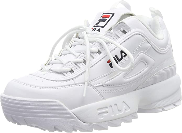 Fila Disruptor Sneaker Damen Weiß