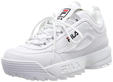 Fila Women's Shoes Low Sneakers 1010302.1 Disruptor Low Wmn ...