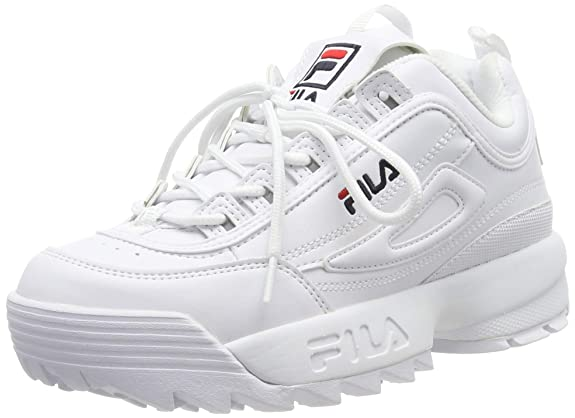 Fila Disruptor Low Wmn, Zapatillas para Mujer: MainApps: Amazon.es ...