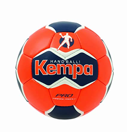 Kempa Pro Training Profile - Balón de balonmano Shockred/Bleu ...