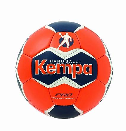 Kempa Pro Training Profile - Balón de balonmano Shockred/Bleu ...