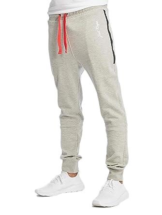 Just Rhyse Big Pocket Herren Jogginghose Sweat Pants Tech Fleece Jogger