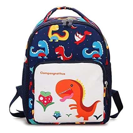 dbe07a537f31 Amazon.com  Cicitop Dinosaur Backpacks for Boys Girls Toddler ...