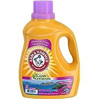 Arm & Hammer Clean Scentsations Tropical Paradise Liquid Laundry Detergent, 57 loads