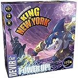 Devir - King of New York Power UP, juego de mesa (BGKNYUP)