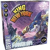 King of New York Power UP en Español Juego de Mesa Devir