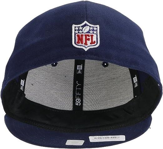 New Era Dallas Cowboys 59 Fifty – Gorra NFL – Marina Azul Marino 7 ...