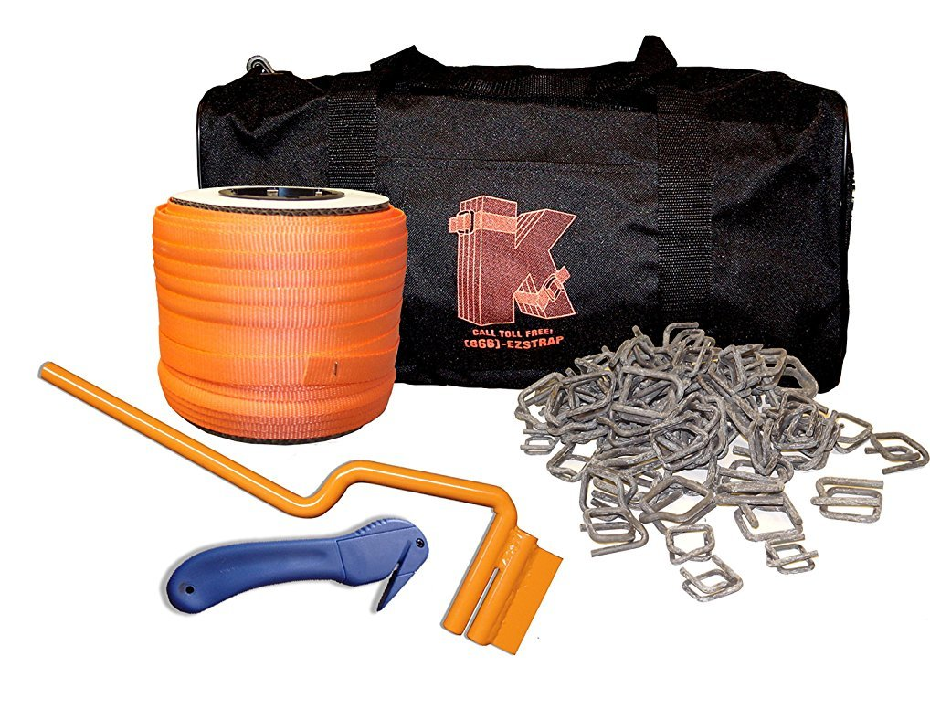 Kubinec 3/4'' Poly Strapping Kit