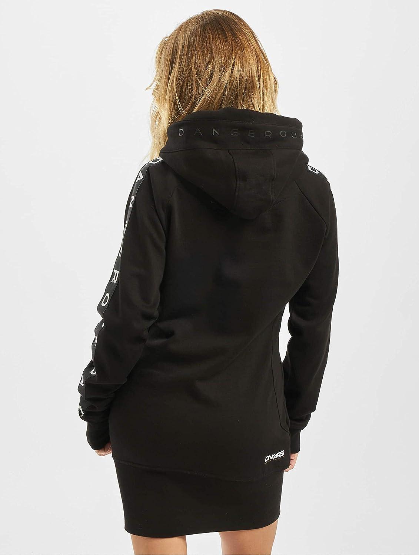 Dangerous DNGRS Damen Kleider Weare schwarz XL
