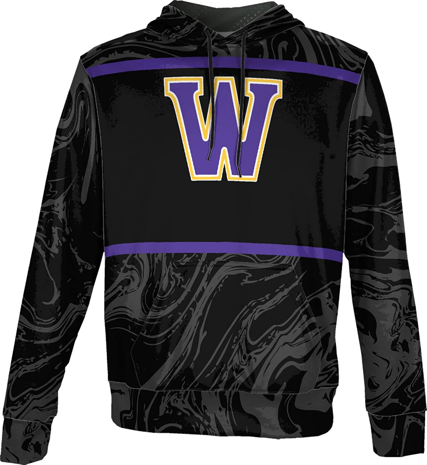 ProSphere Williams College Boys Pullover Hoodie Ripple