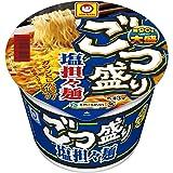 【リニューアル】マルちゃん ごつ盛り 塩担々麺 112g×12個