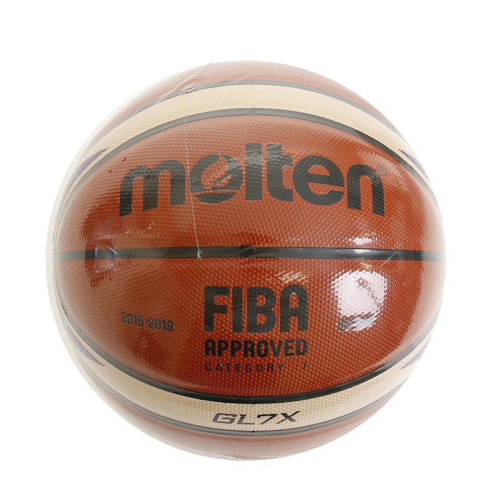 Molten Uni BGL7x de E7T Basketball Orange/Ivory, 7 MOLUJ|#Molten BGL7X-E7T