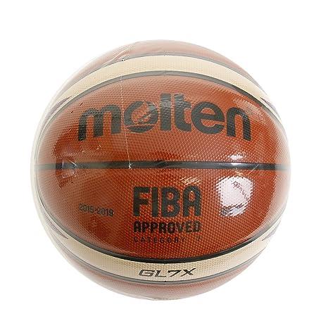 MOLTEN Uni bgl7 X de e7t Baloncesto, Color Naranja/Ivory, 7 ...