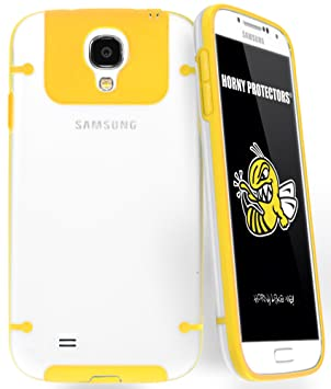 Horny Protectors - Carcasa de TPU para Samsung Galaxy S4 ...