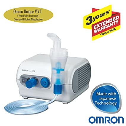 Omron Ne C28 Compressor Nebulizer For Child And Adult With Virtual