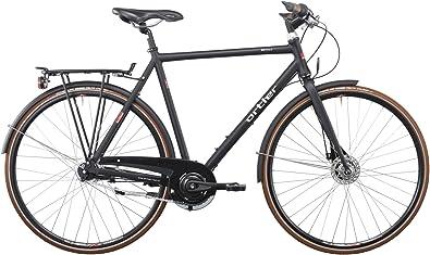 Ortler Motala - Bicicleta urbana para hombre - negro Tamaño del ...