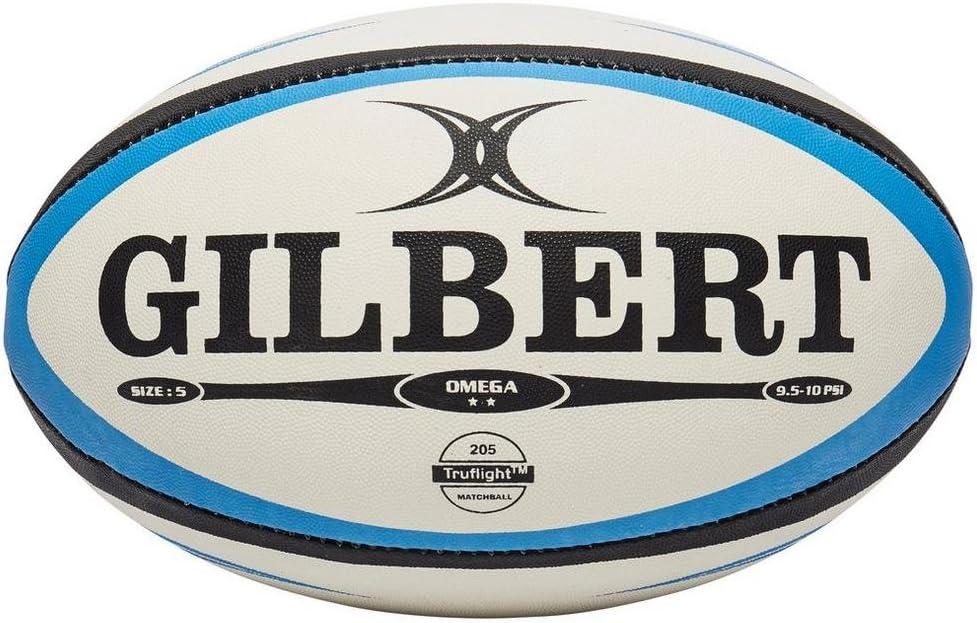 Gilbert Omega - Balón de Rugby para Hombre: Amazon.es: Deportes y ...