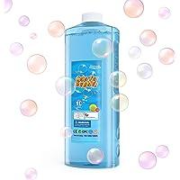 Hamdol Bubble Solution Refill, Bubble Solution 32 Ounce for Bubble Machine, Bubble Maker