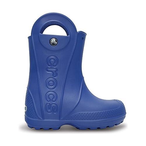 San Francisco 43823 8e9fd Crocs - Handy The Rain - Stivali da Pioggia - Bambini ...