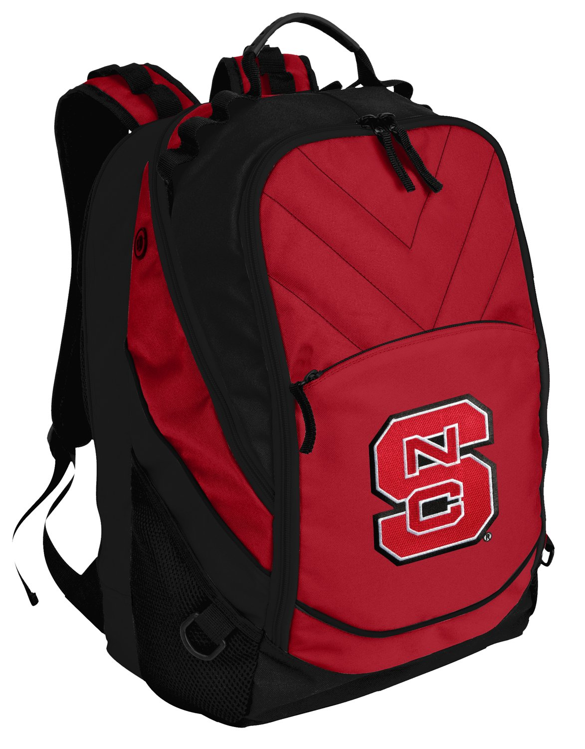 Broad Bay NC State Wolfpack Backpack Red