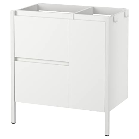 IKEA Yddingen. Lavabo, color blanco