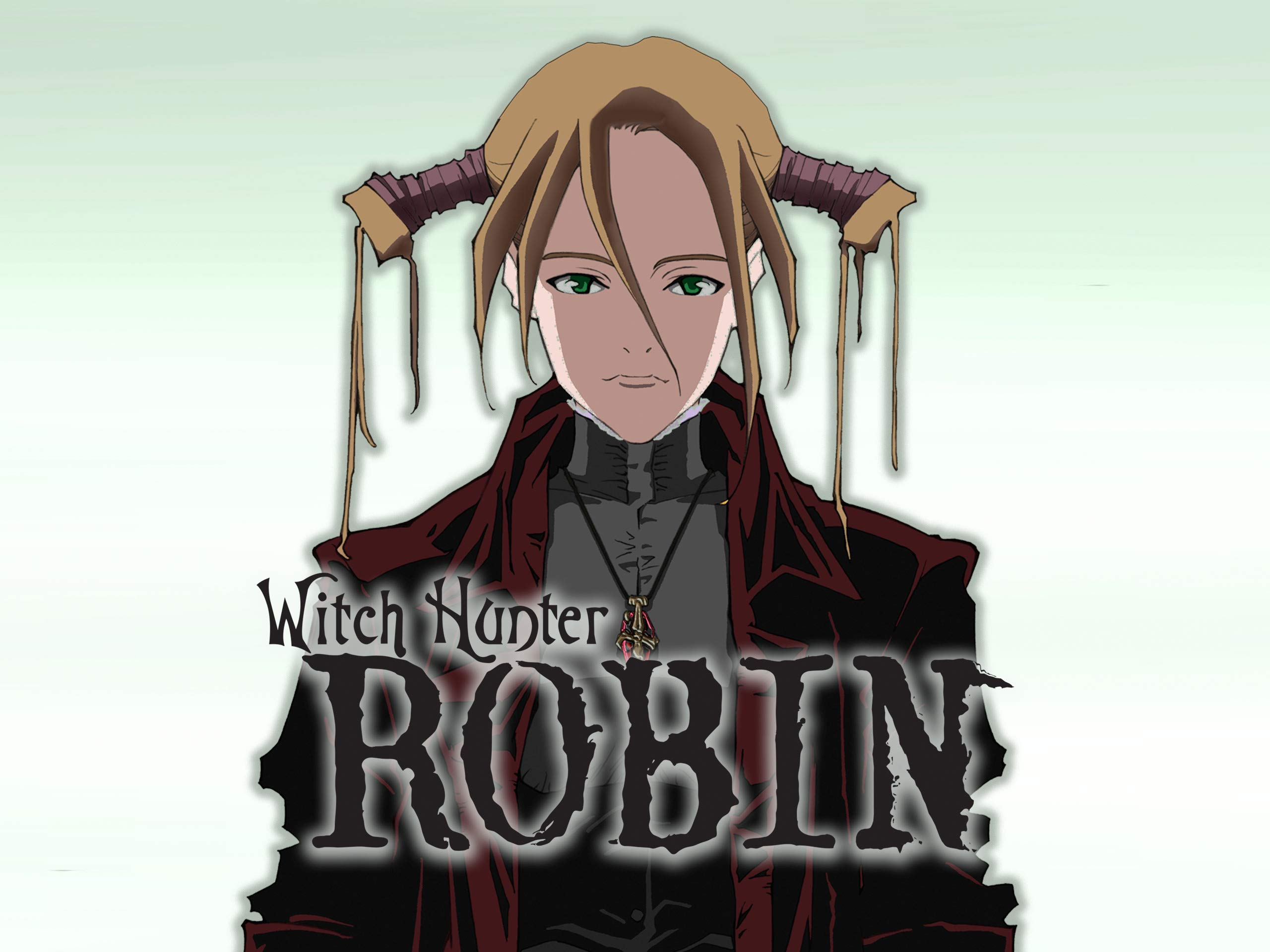 Amazon.com: Witch Hunter Robin (Original Japanese Version)