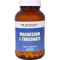 Magnesium L-Threonate (90 per bottle): 30 Day Supply - Dr Mercola