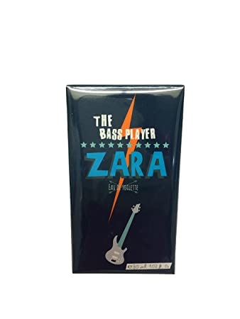 Zara Teen The Bass Player EDT 30ml/1.02 Oz.