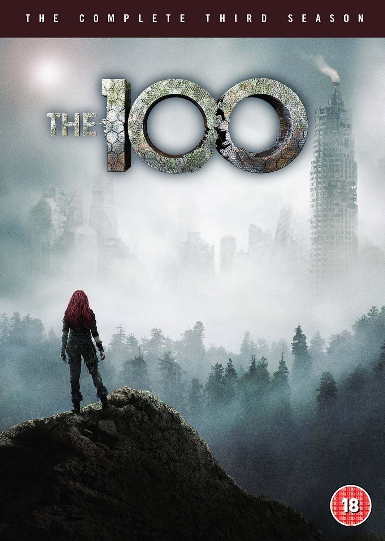 The 100  Season 3 [dvd] [2016]