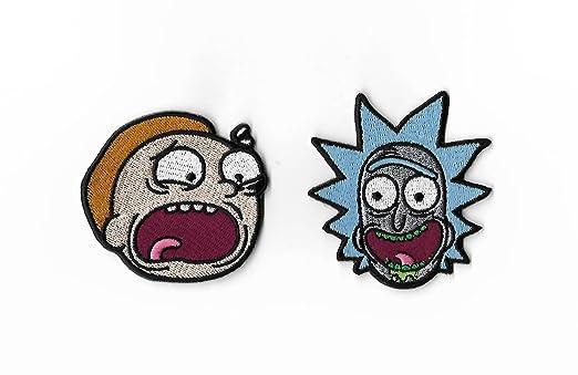 Rick & ~ Morty Parches (2,5