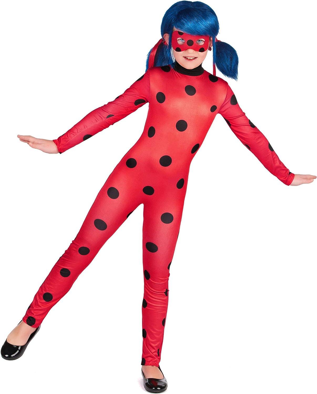 Generique Disfraz Ladybug™ clásico niña (11-12 años): Amazon.es ...