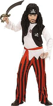 WIDMANN Disfraz para niños Pirata: Amazon.es: Juguetes y juegos