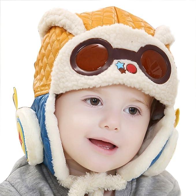 Fletion New Arrival Per Bambine Invernale Caldo Con Paraorecchie