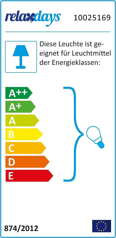 Schwarz Wandleuchte Industrial Metall HBT 42x10x7,5cm 2-flammige Wandlampe E27 Relaxdays Wandstrahler f/ür Innen