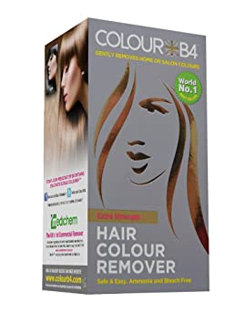 Colour B4. Hair Colour Remover