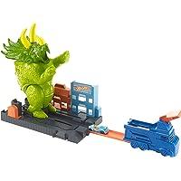 Hot Wheels Triceratops Saldırısı Oyun Seti (GBF97)