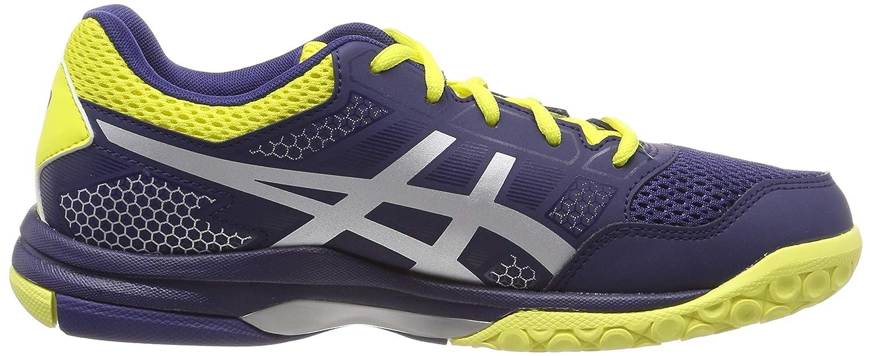 Indigo Blue//Silver 426 Azul 40.5 EU Asics Gel-Rocket 8 Zapatos de Voleibol para Hombre