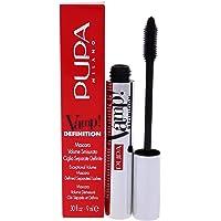 Vamp! Definition Mascara - 001 Extra Black Pupa Milano For Women 0.3 oz Mascara