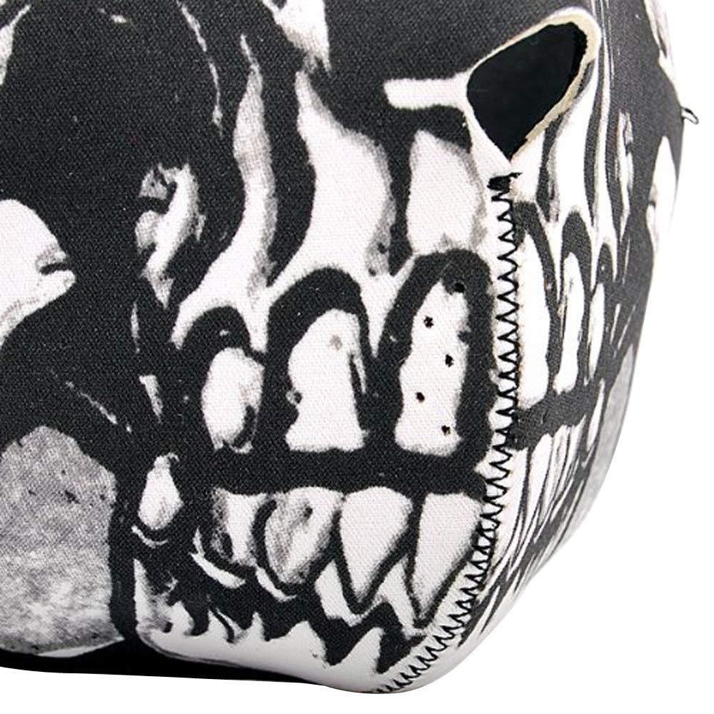 Masque sportif antifouling Respirant Ski Cou Masque Visage Thermique Bouclier Facial Masque Cou Chaud Unisexe Etanche /À La Poussi/ère Et au Froid Prot/ège-Oreilles V/élo Moto Cyclisme Escalade Randonn/ée