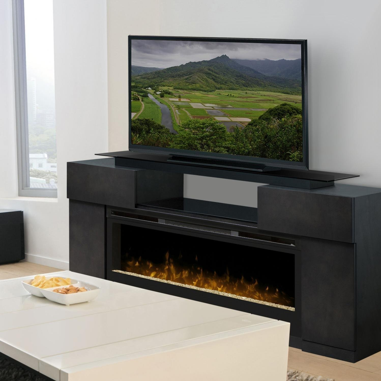 Amazoncom Dimplex Concord Electric Fireplace Entertainment Center Home & Kitchen