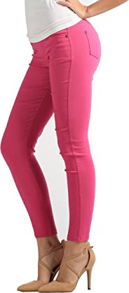 Conceited Denim Leggings - Control Fit Slimming - Skinny Jeans Jeggings - Several Colors and Sizes - Premium Collection