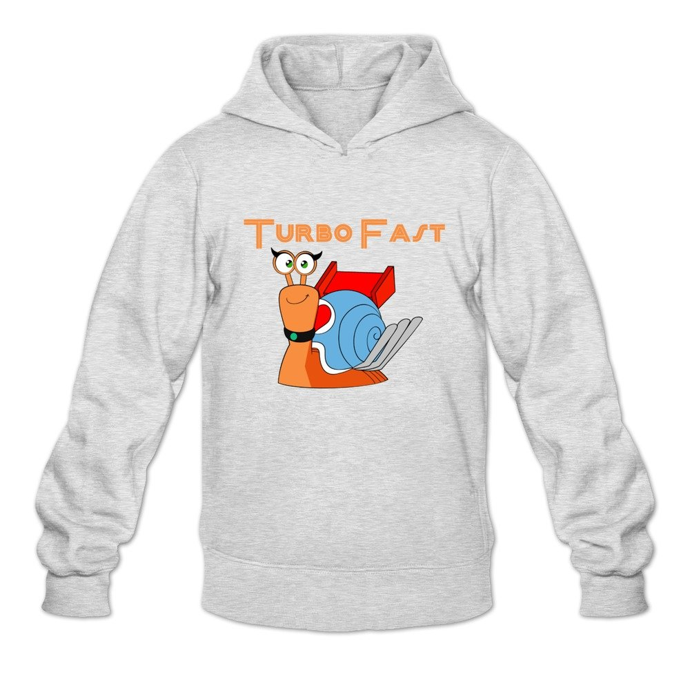Turbo Fast Fun 100% Cotton Ash Long Sleeve Sweatshirts For Guys Size XXL: Amazon.com: Books