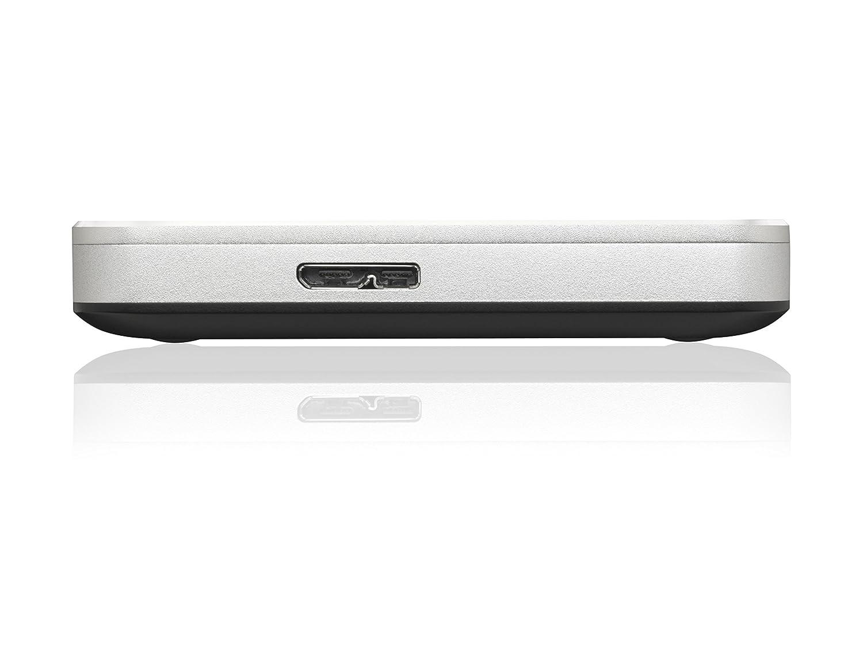 Toshiba Canvio Premium Mac 6,4 cm Disco Duro Externo de 1 TB USB 3.0 Plateado met/álico 2,5