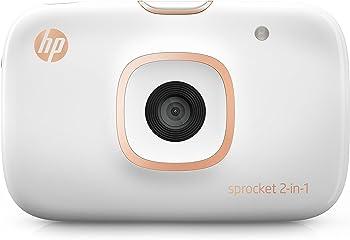 HP Sprocket 2-in-1 Instant Camera/Photo Printer
