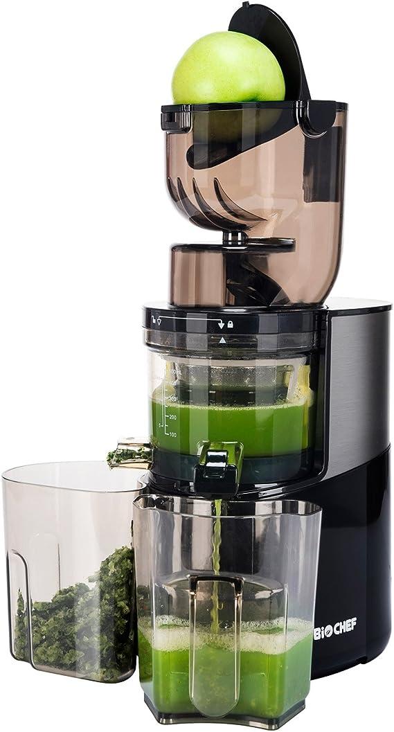 BioChef Atlas Whole Slow Juicer Pro – Extractor de zumos, 400 ...