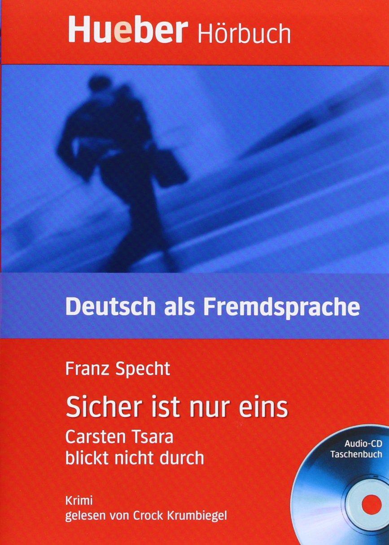 Sicher ist nur eins. Buch und Audio-CD: Franz Specht